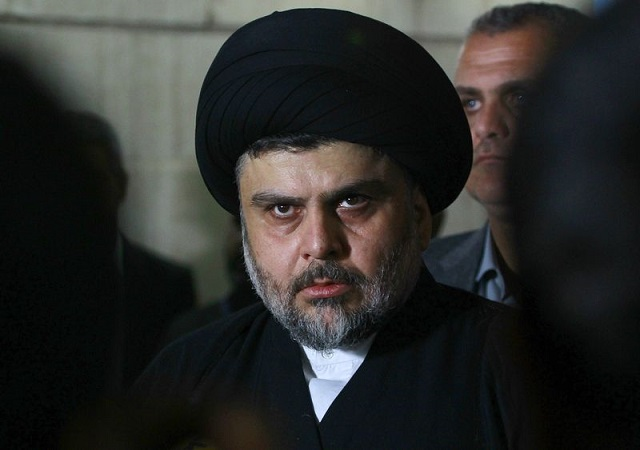 iraq s sadr calls for mass protests against us presence
