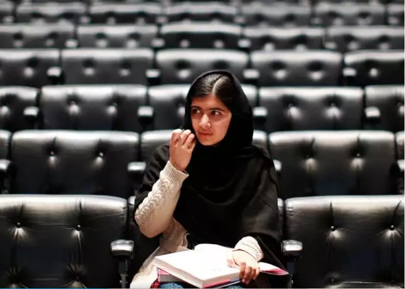 director of malala s biopic admits he is still receiving death threats
