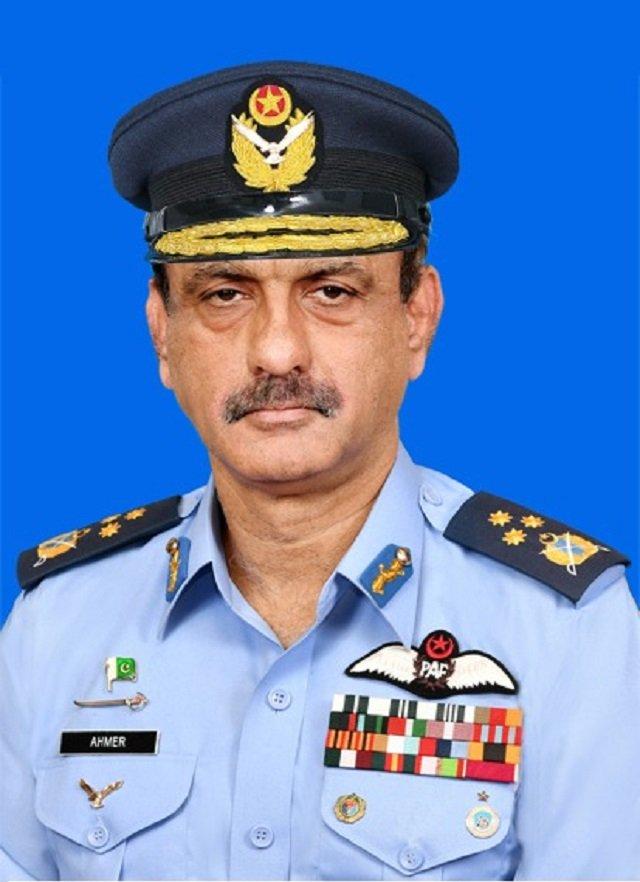 air marshal ahmer shehzad leghari appointed paf vice chief of air staff