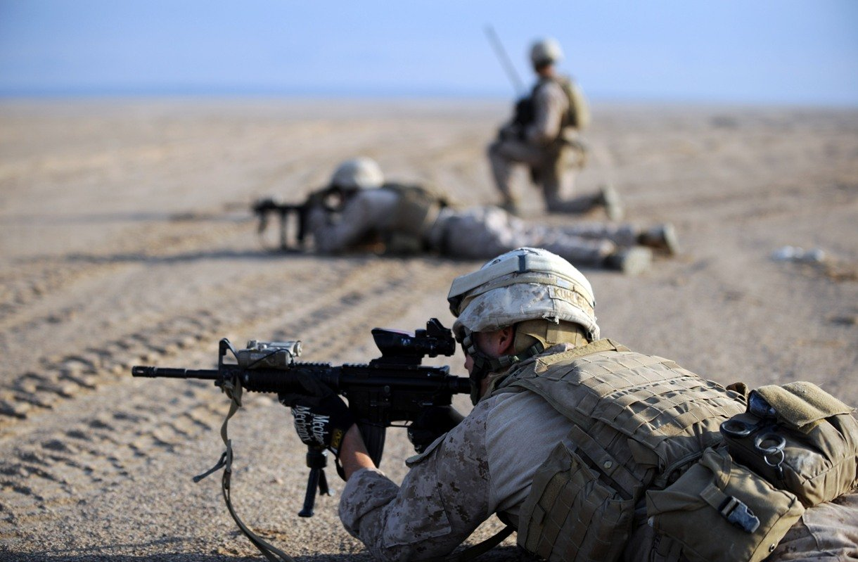 afghanistan and top us priority