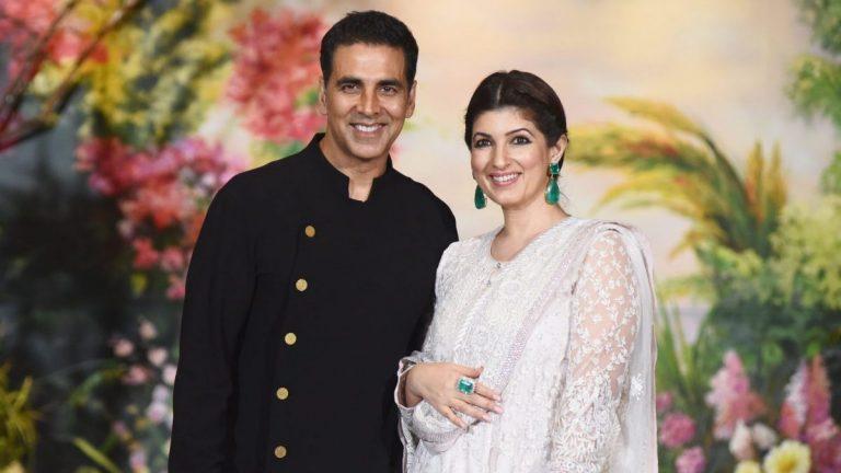 akshay kumar shares a visual representation of his married life