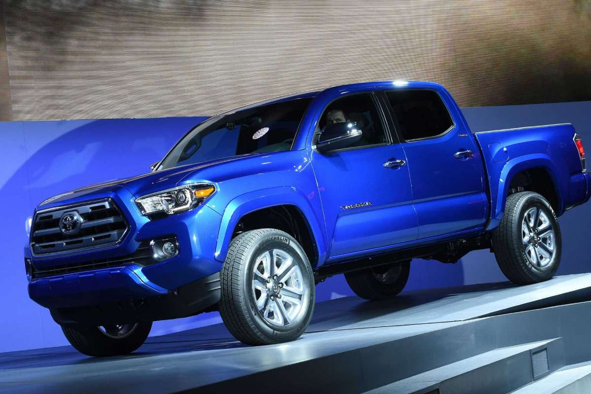 toyota shifts tacoma pickup assembly from us to mexico