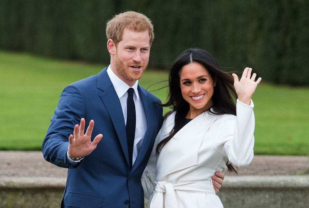 meghan markle and prince harry officially retire as working royals