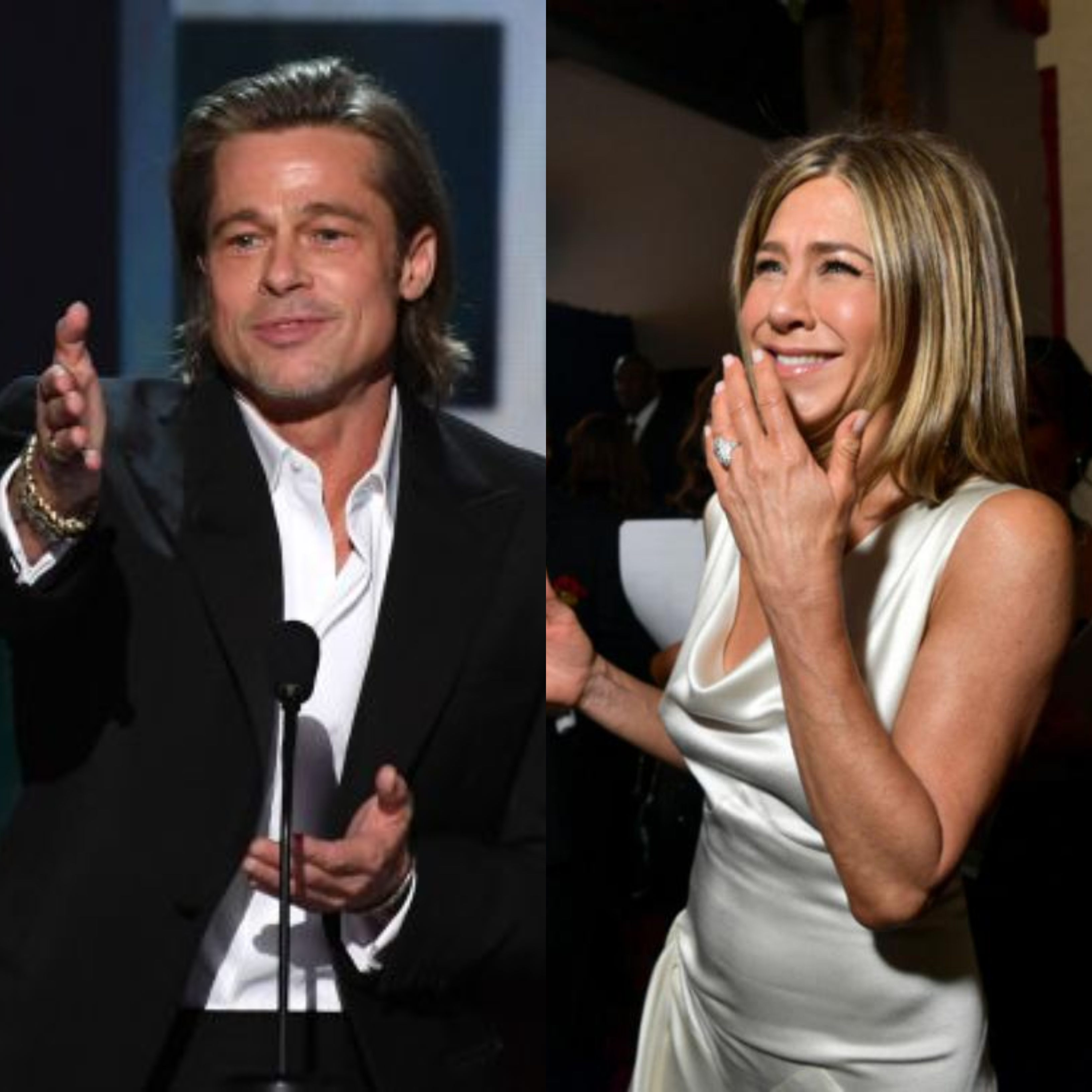 brad pitt takes a dig at marriage with angelina jolie during sag speech