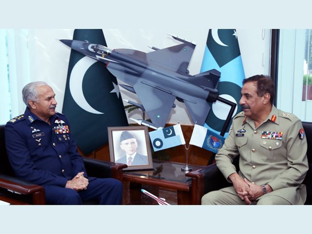 cjcsc general nadeem raza praises paf operational preparedness