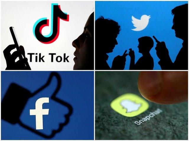 how social media services handle political ads