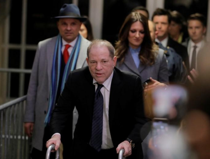weinstein rape trial conflicted with various portrayals of his character