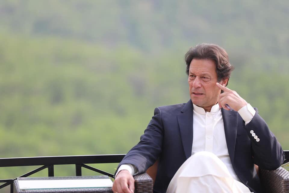 pm imran moves sc in foreign funding matter