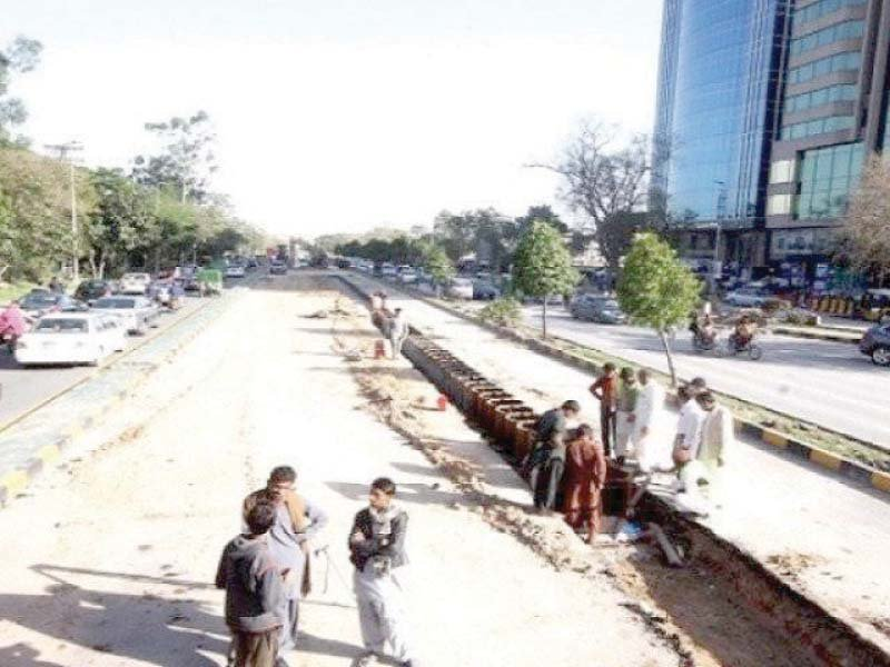 greening of lda s flagship project begins after 18 years