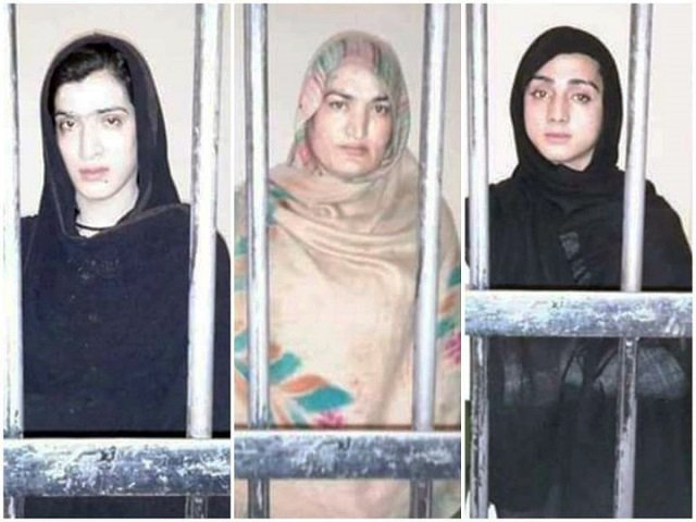 10 transgender persons arrested for attacking police station in swat
