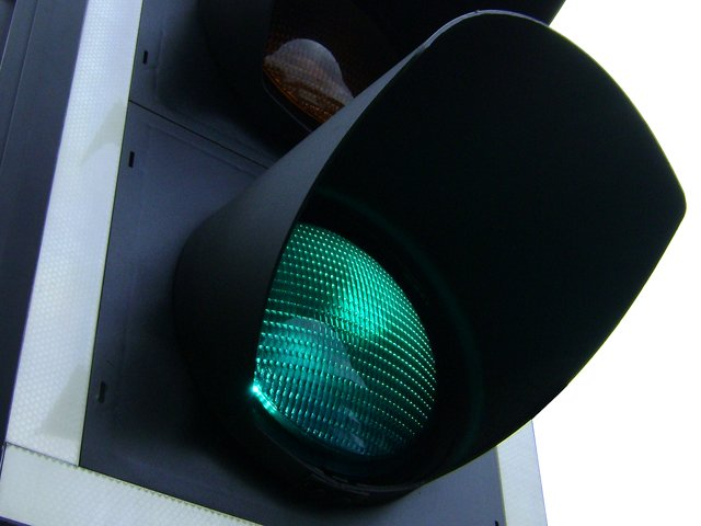 automation of traffic control in reverse gear