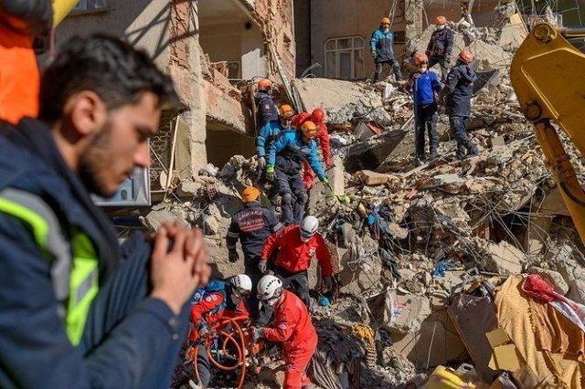 turkey probes dozens over quake social media posts
