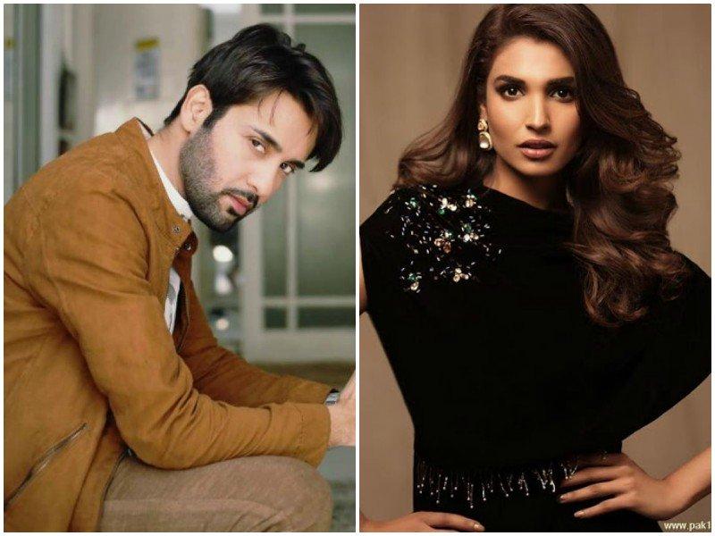 affan waheed to make big screen debut with amna ilyas in mastani