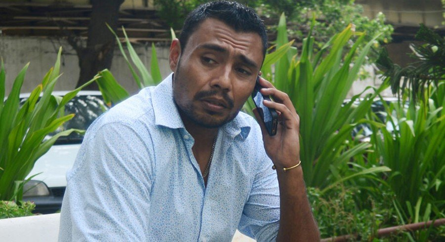 kaneria s presence in foreign tournament creates controversy