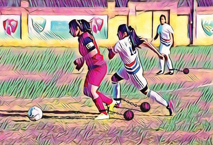 uneven playing fields women s football is no joke