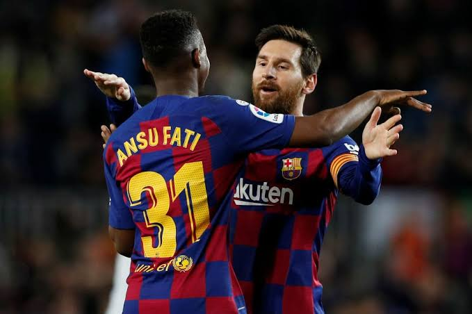 messi and fati connection sees barca hold on against levante