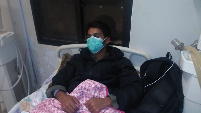 khairpur student put in isolation ward after return from china