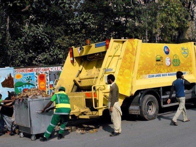 lwmc makes interim cleanliness arrangements