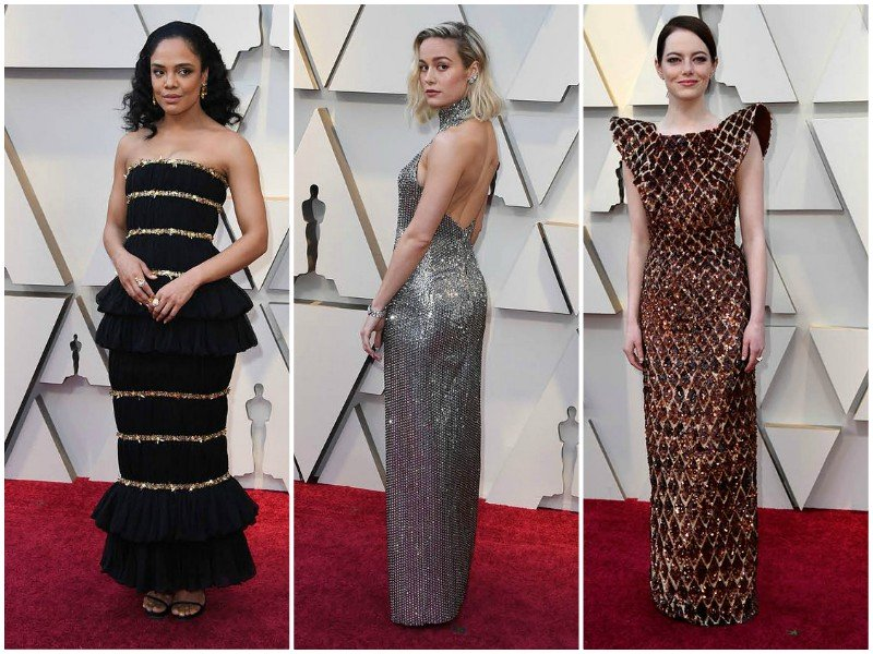 oscars 2020 red carpet stylist predicts return to extravagance