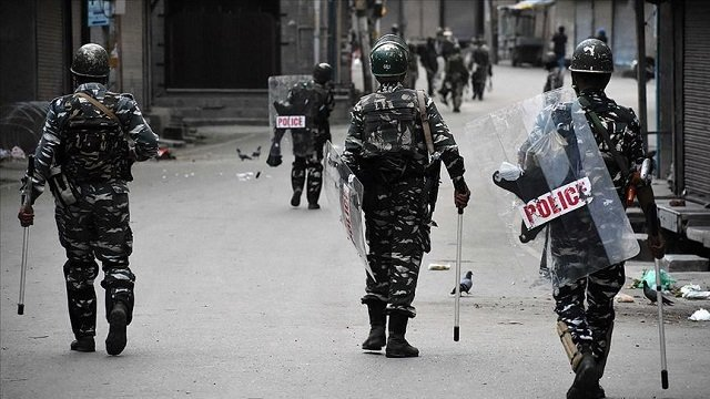 two freedom fighters indian soldier killed in kashmir shootout