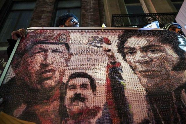 the chile venezuela bolivia link