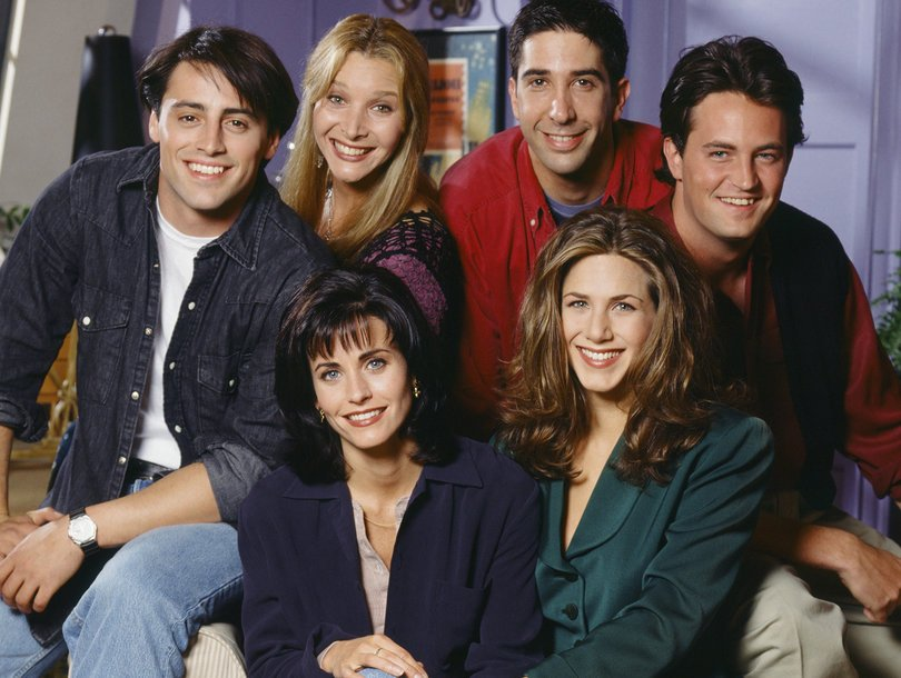 warner bros nearing deal with friends cast for reunion special