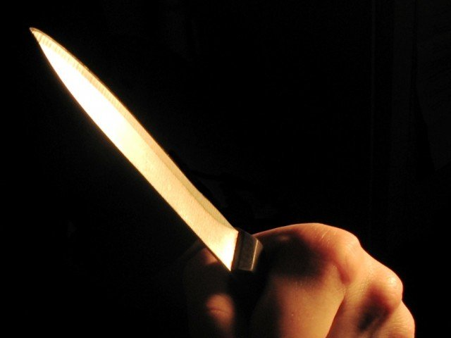 man stabs brother in law himself over property dispute in karachi