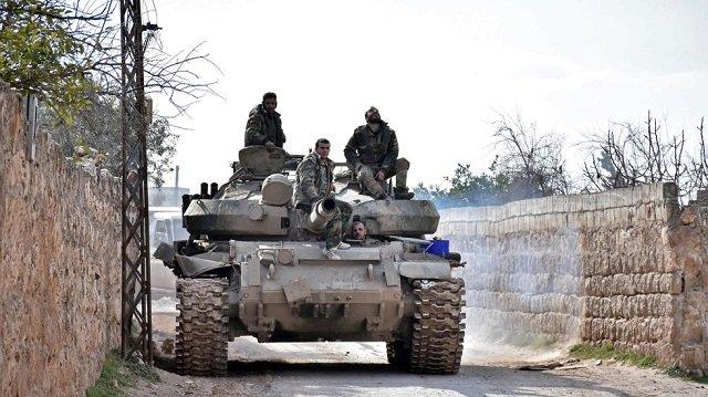 syria army overruns key idlib crossroads town state tv
