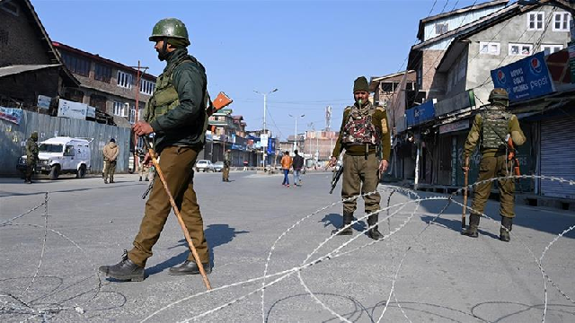 strike in indian occupied kashmir to mark execution anniversary of afzal guru