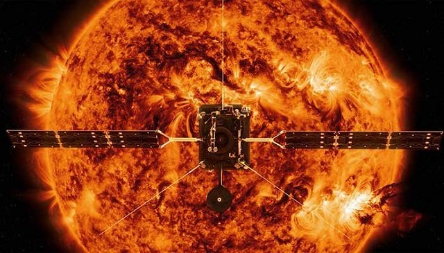 solar orbiter launches on mission to reveal sun s secrets