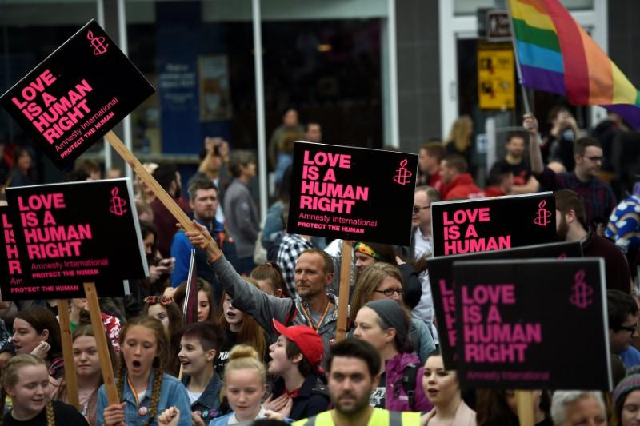 n ireland set for first same sex marriage