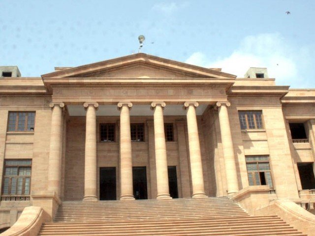 shc orders to file reference against illegal land allotment in kashmore