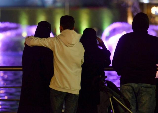 love lust heartache secret dating lives of young saudis