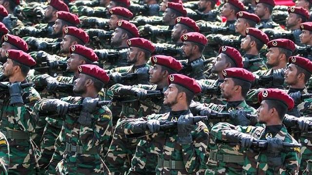 over 8 000 military deserters surrender during amnesty period in sri lanka