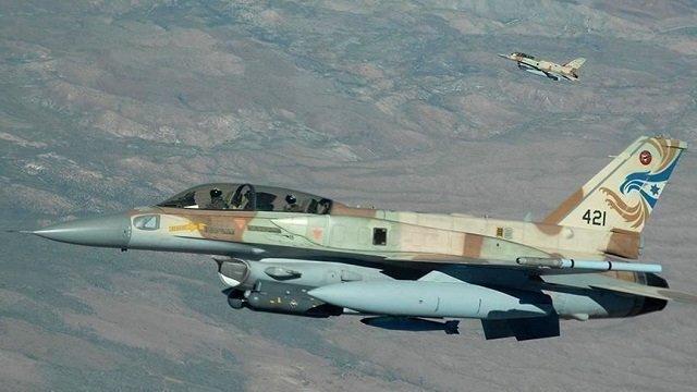 israel bombs damascus killing 7 including 4 iranians