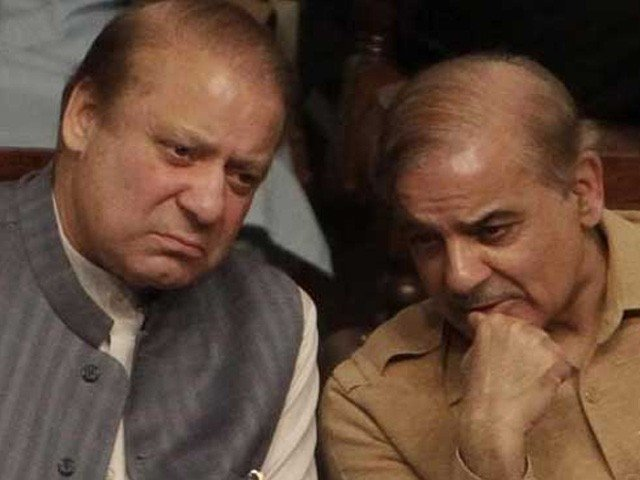 nab raids business offices of sharif family in lahore