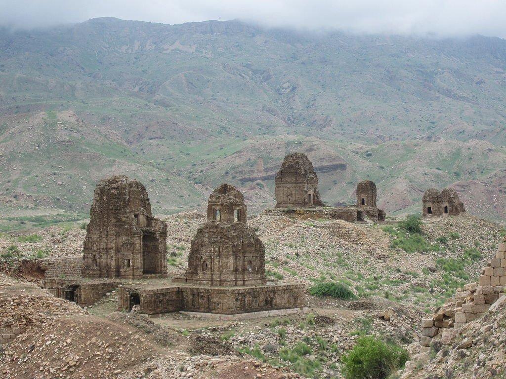 the magnificent and ancient kafir kot