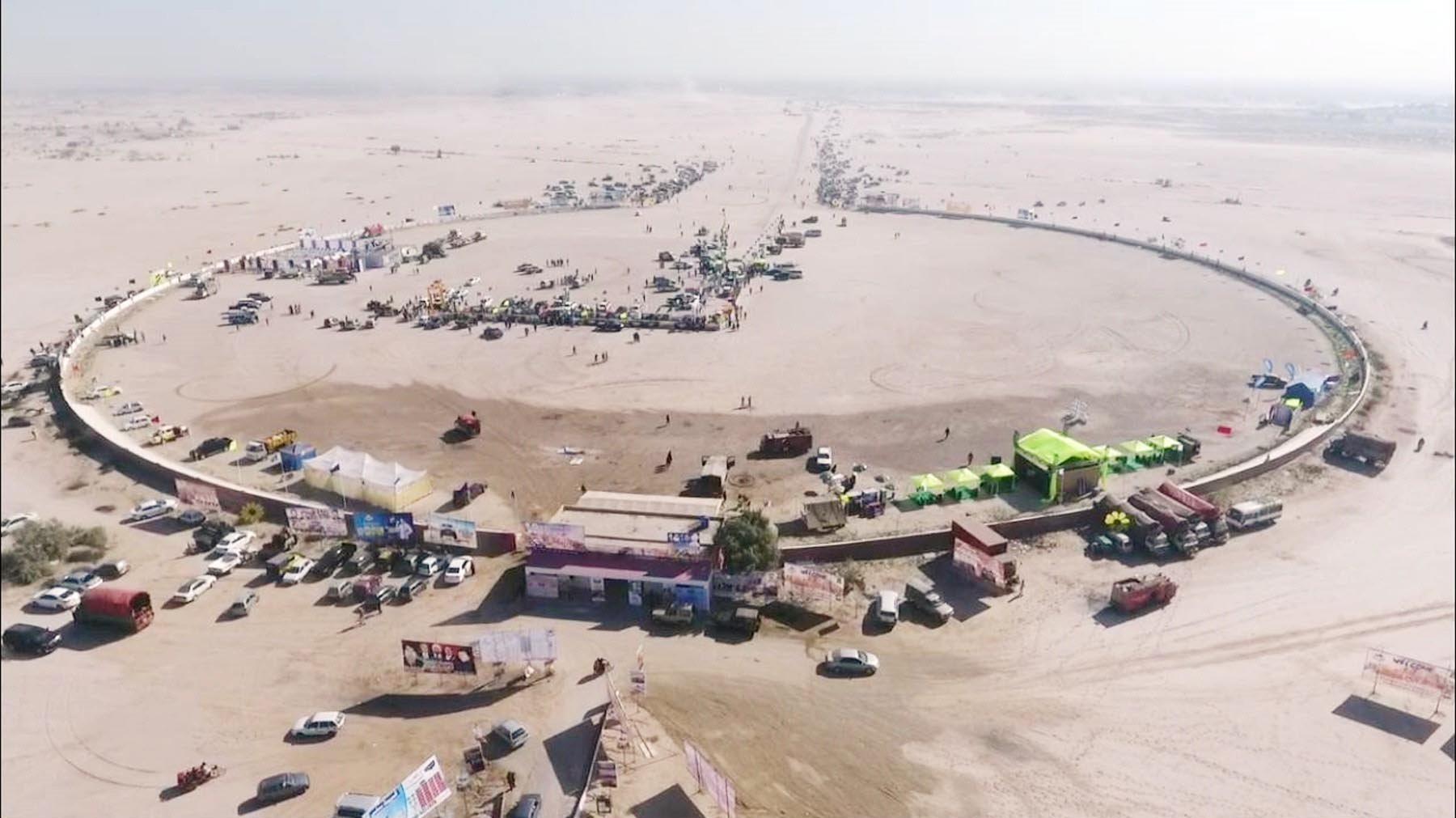 love of racing magsi wins 15th cholistan desert jeep rally