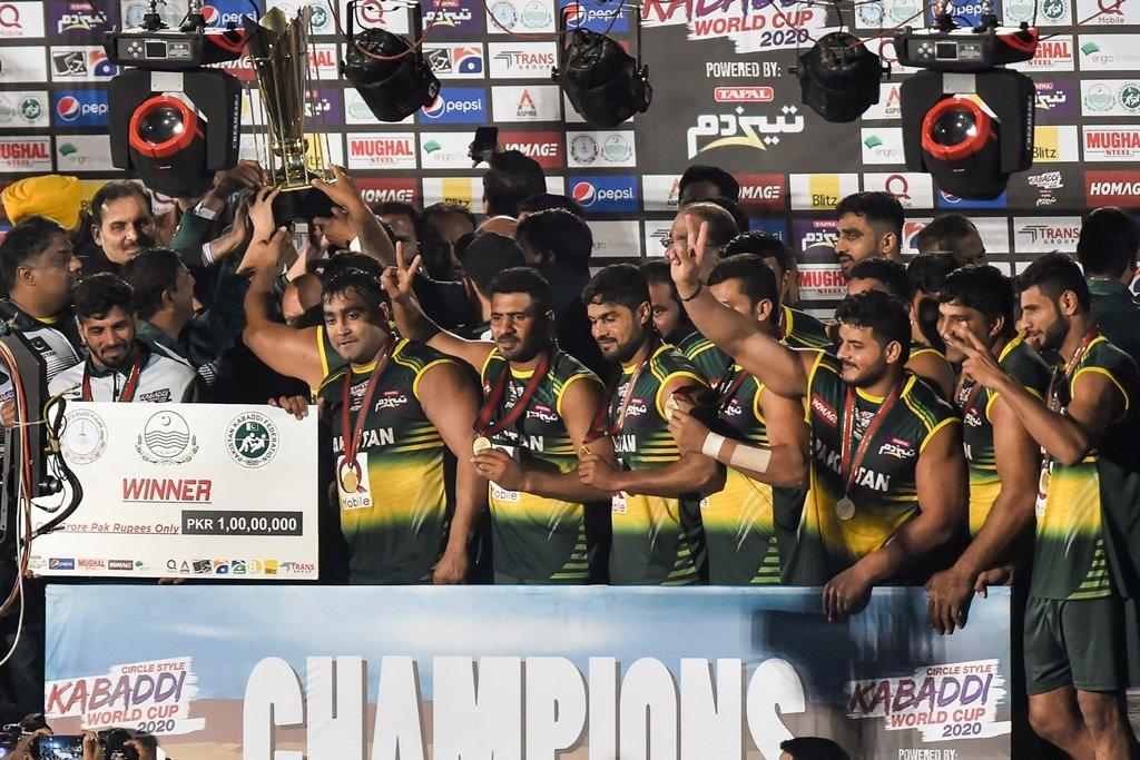 pm imran president alvi congratulate pakistan on winning kabaddi world cup