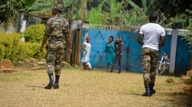 14 children among up to 22 dead in cameroon massacre un