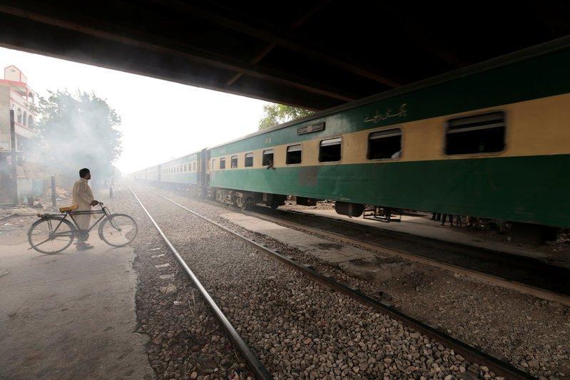 politicians activists demand housing for railway project affectees