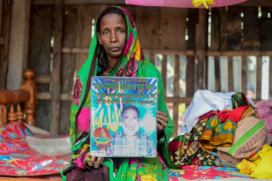 in pictures tiger widows shunned as bad luck in rural bangladesh