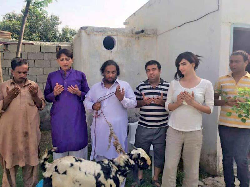 lockdown mars transgender people s eid celebration in punjab