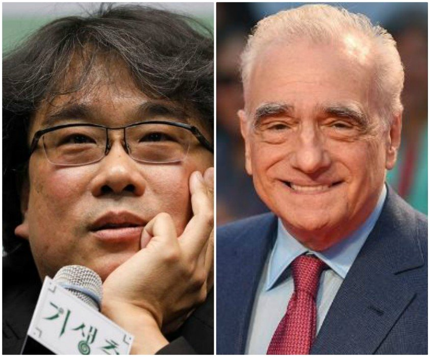 martin scorsese looking forward to next film by parasite director