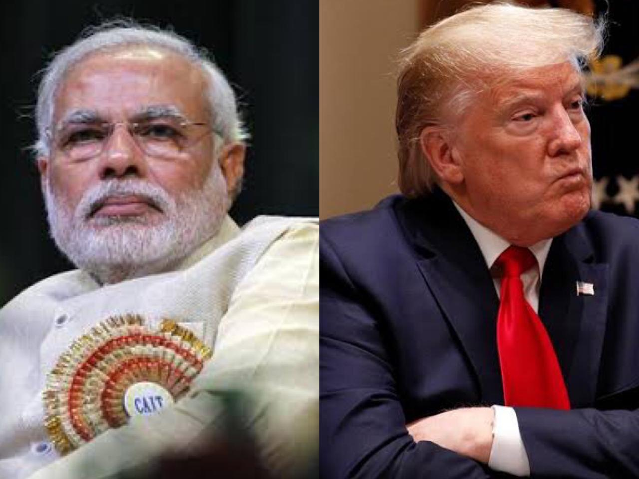 trump quashes india s hopes of trade deal during maiden visit