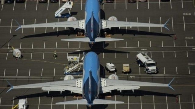 debris found in fuel tanks of undelivered 737 max jets