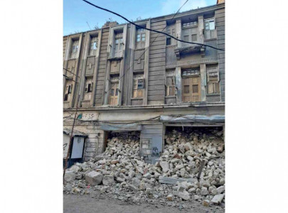 another heritage building bites the dust