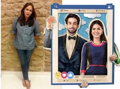 mehreen jabbar s ek jhooti love story to take desi rishta culture to a wider audience
