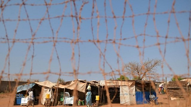 south sudanese demand leaders show us there is peace
