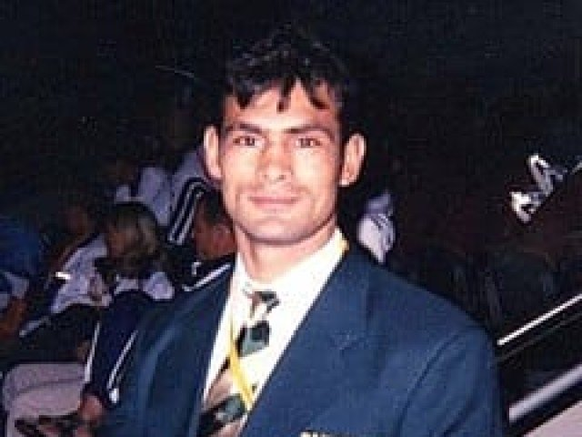 usmanullah has represented pakistan and won silver medal in the 1994 asian games light welterweight event and rizwanulah says the impeccable boxer that usmanullah was he toured 29 countries and won 19 international medals photo file